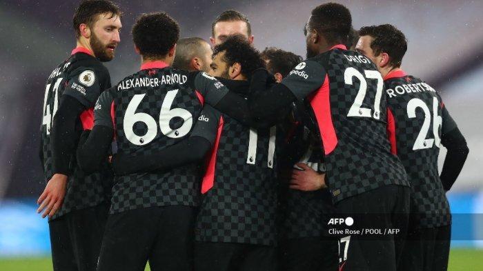 Alisson Absen Salah & Firmino Main Bareng SUSUNAN PEMAIN Liverpool vs Brighton Liga Inggris