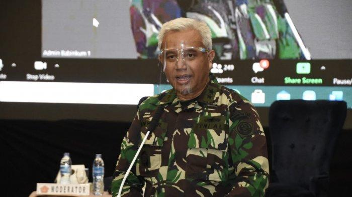 Aspek HAM Bukan buat Batasi Aspek Strategi & Taktis Tugas Operasi Mabes TNI