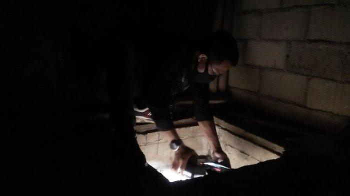 Diduga Jadi Tempat Rakit Senjata Ada Bungker Sedalam 3 Meter di Rumah Tokoh Jamaah Islamiyah