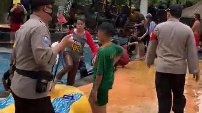 Kasus Kerumunan Massa di Waterboom Lippo Cikarang Dilimpahkan menuju Polres Metro Bekasi