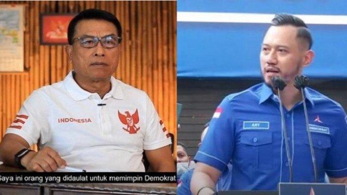 Keputusan Kemenkumham Bukti Moeldoko Tak Gerakkan Kekuasaan Saat KLB Relawan Jokowi
