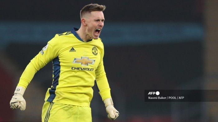 Penyelamatan Dean Henderson Justru Bikin Man United Kebobolan Solskjaer Kecewa Berat