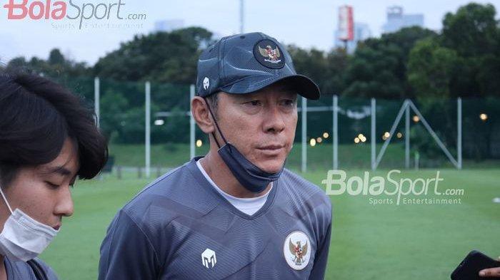 Shin Tae-yong Tak Jamin Medali Emas SEA Games 2021 Bicara Soal Kualitas Timnas Indonesia