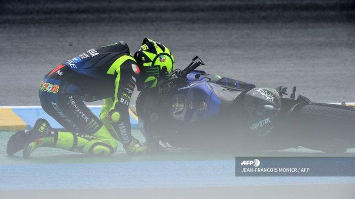 Valentino Rossi Diprediksi akan Tetap Melempem Musim Baru di Tim Baru