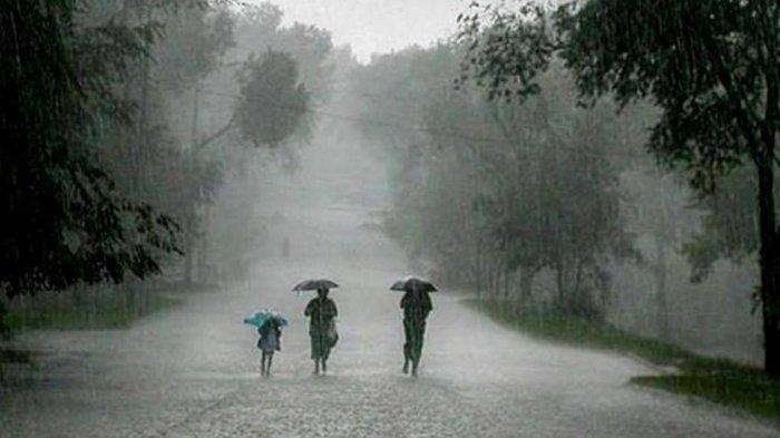 Waspada Cuaca Ekstrem di 20 Wilayah Peringatan Dini BMKG Jumat 26 Februari 2021